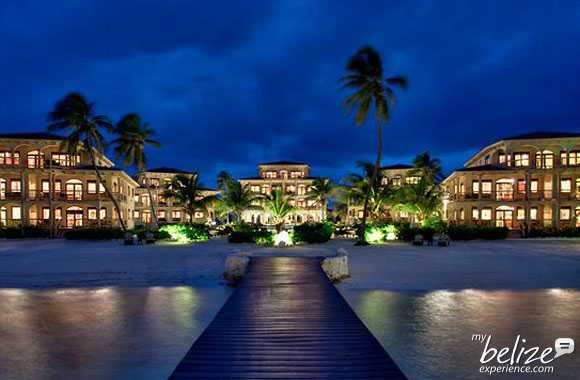 Coco Beach Resort on Car Rentals Belize